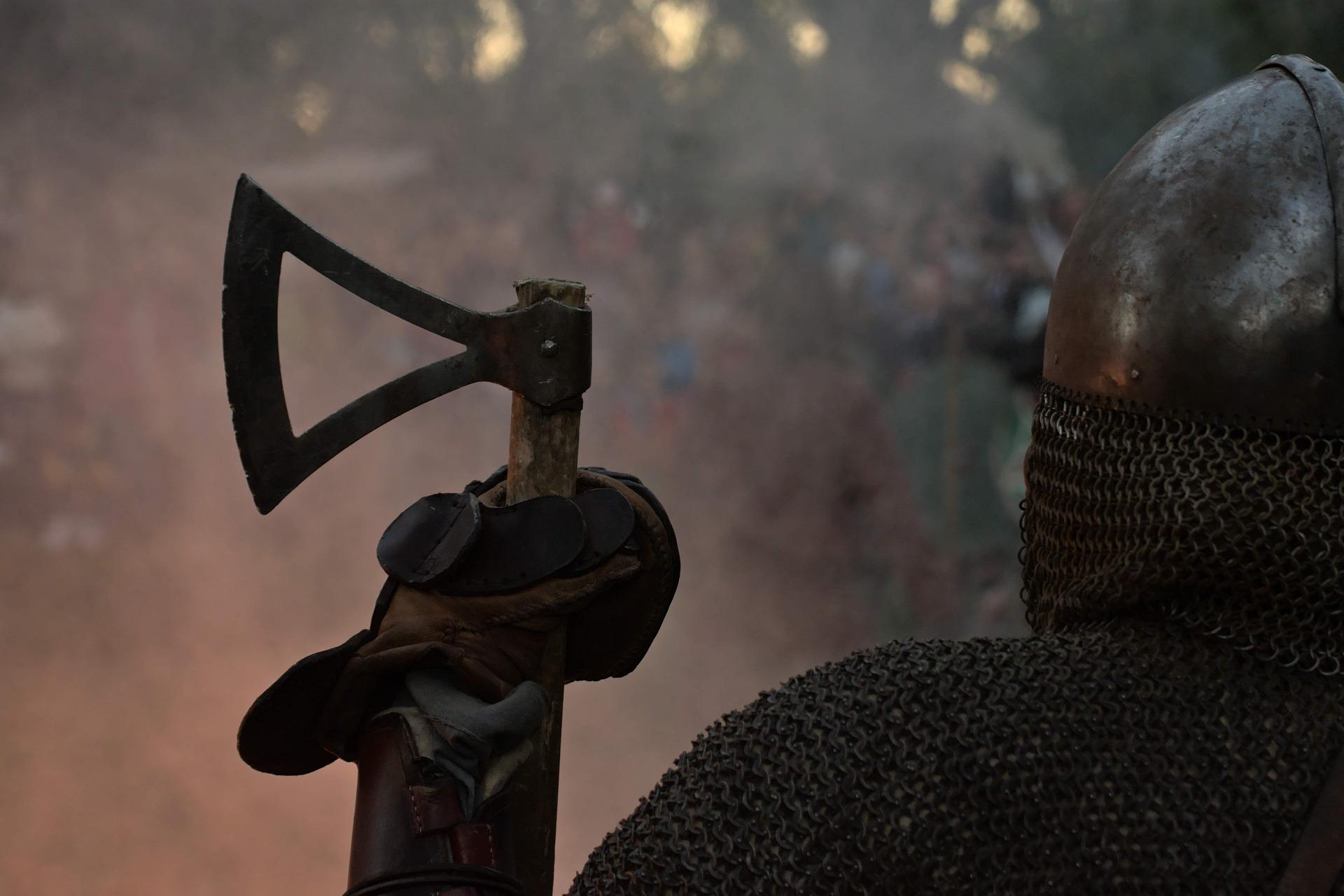 porter une bague viking